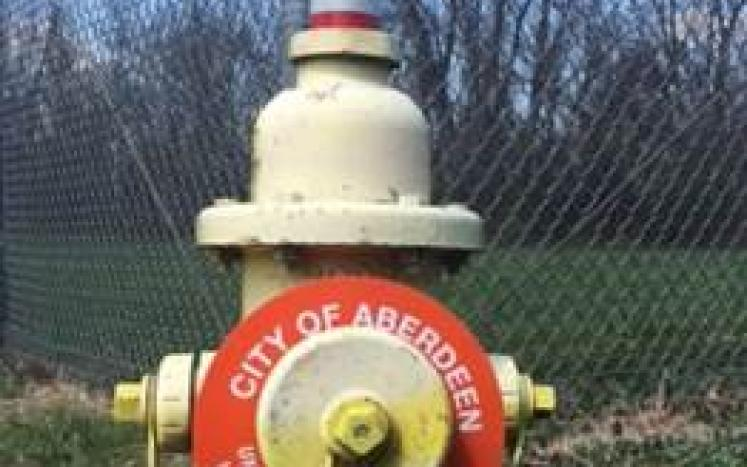 COA 2020 Hydrant Flushing