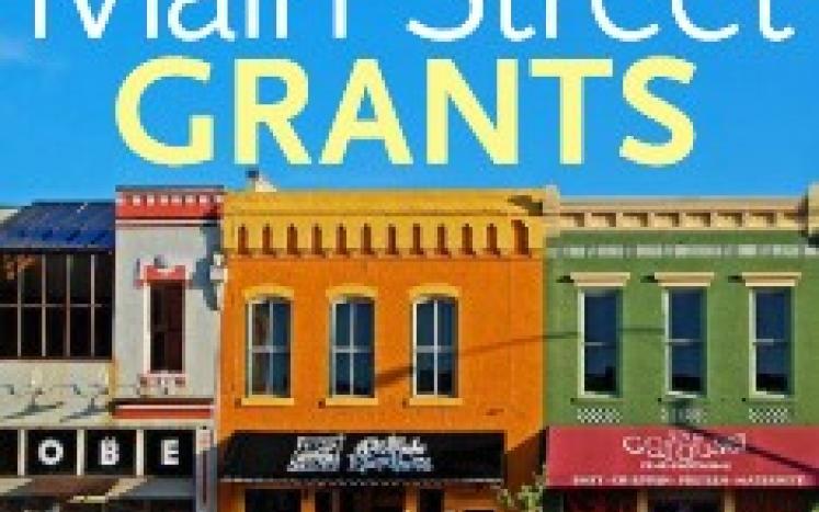 Main Street Grant