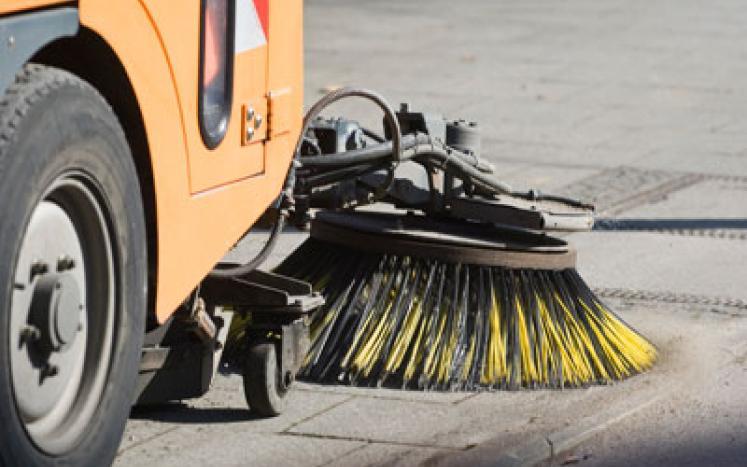 2021 Street Sweeper Schedule